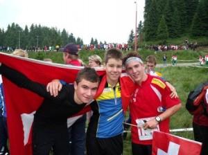 Erste Jugend-EM Medaille 2009