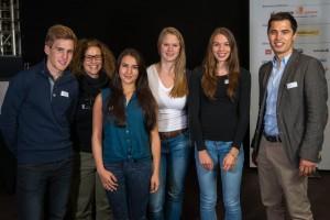 Sporthilfepatenschaftsevent - zusammen mit meinem grossen Sponsor - Fritz Gerber Stiftung