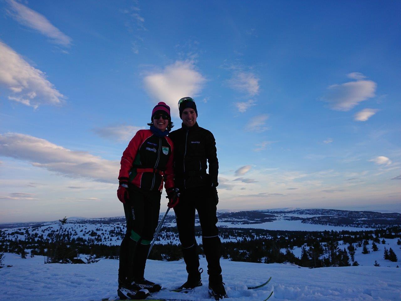 Tolles Wochenende mit meiner Mutter in Norwegen
