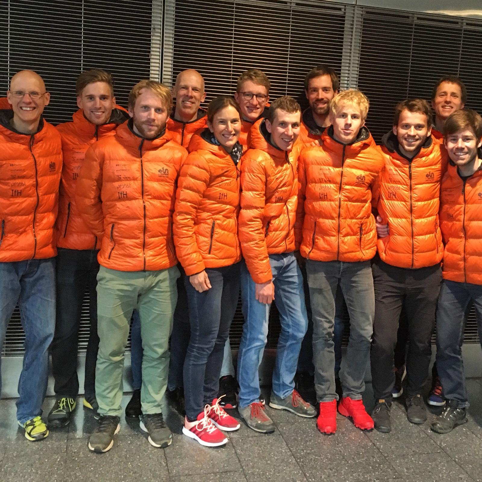 Mit der OL Norska an der 10mila und Rang 47 nach Hause!